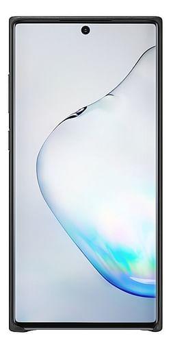Samsung Leather Cover voor Galaxy Note10+ zwart