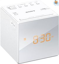 Sony wekkerradio ICF-C1 wit-Sony