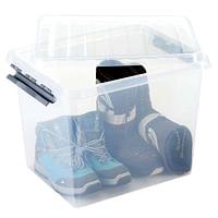 Q-line stapelbare opbergbox 52 liter - Leen Bakker-Sunware