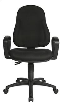 Topstar bureaustoel WellPoint zwart-Topstar
