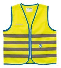 Wowow fluohesje Fun Jacket geel M-Wowow