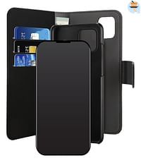 bigben foliocover Puro Folio voor iPhone 12/12 Pro zwart-BIGben