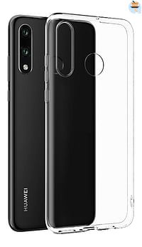 Huawei cover TPU voor Huawei P30 Lite transparant-Huawei