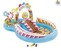 Intex opblaasbaar speelcenter Candy Zone-Intex