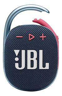 JBL luidspreker bluetooth Clip 4 blauw/roze-JBL