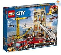 LEGO City 60216 Brandweerkazerne in de stad-Lego