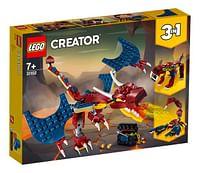 LEGO Creator 3-in-1 31102 Vuurdraak-Lego
