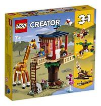 LEGO Creator 3-in-1 31116 Safari wilde dieren boomhuis-Lego