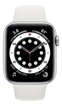 Apple Watch Series 6 44mm Wit-Apple