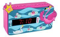 bigben Wekker R15 Princess roze/blauw-BIGben