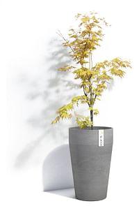 Ecopots bloembak Sankara XL High grijs-Ecopots