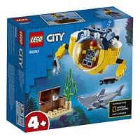 LEGO City 60263 Oceaan Mini-Duikboot-Lego