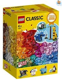 LEGO Classic 11011 Stenen en dieren-Lego