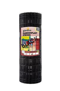 Giardino afrastering Gardenplast Strong zwart 25x2m-Giardino