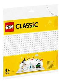 LEGO Classic 11010 Witte bouwplaat-Lego