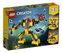 LEGO Creator 3-in-1 31090 Onderwaterrobot-Lego