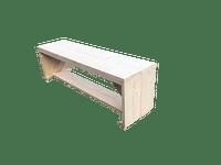 Wood4you tuinbank Nick vurenhout 190x43x38cm-Name-IT