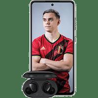 Samsung Galaxy A52 + Galaxy Buds+ Red Devils-Samsung