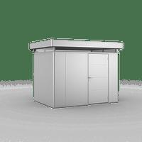Biohort CasaNova 300x200cm zilver metallic deur rechts-Biohort