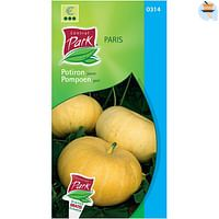 Somers Parijs pompoen geel-Central Park