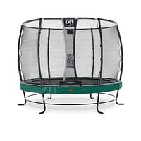 Exit trampoline Elegant Premium + veiligheidsnet Deluxe ø305cm groen-Exit