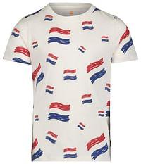 HEMA Kinder T-shirt Wit (wit)-Huismerk - Hema