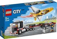 60289 LEGO City Vliegshowjettransport-Lego