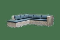 Wood4you loungeset Seven steigerhout 230x200x70cm-Name-IT
