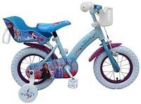 "Frozen 2 12"" meisjesfiets met poppenzitje-Volare"