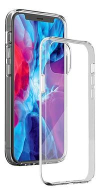 bigben cover Silisoft voor iPhone 12 mini transparant-BIGben