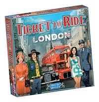Ticket to Ride London-Asmodee