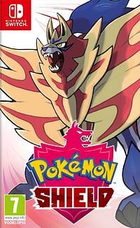 Nintendo Switch Pokémon Shield ENG-Nintendo