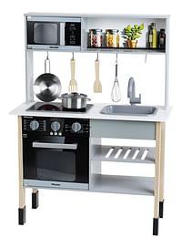 Houten keukentje Miele Medium-Theo Klein