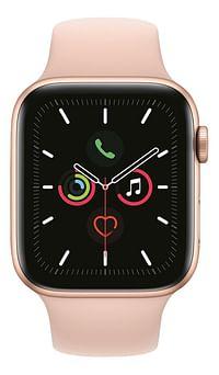 Apple Watch Series 5 44mm goud-Apple