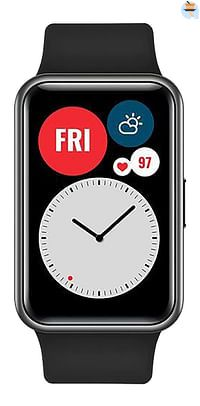Huawei smartwatch Fit Graphite Black-Huawei
