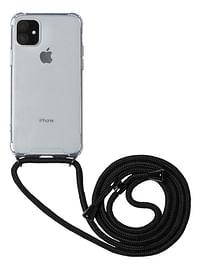 bigben transparante cover voor iPhone 11 met draagriem-BIGben