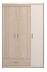 Kleerkast Maxime met 3 deuren-Parisot