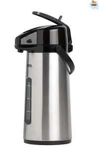 Thermos Pompkan met venster 2,2 l-Thermos