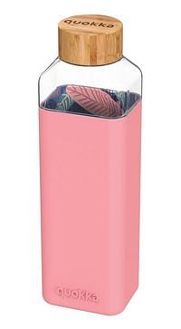 Quokka Drinkfles Storm 700 ml roze-Quokka