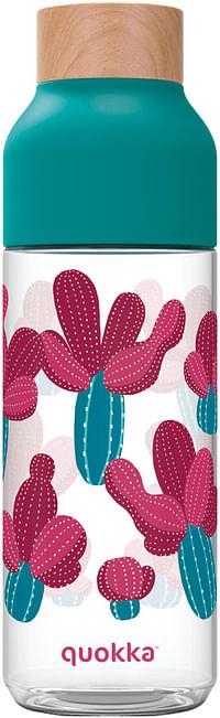 Quokka Isoleerfles Nature 720 ml groen/roze-Quokka