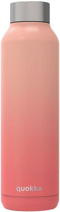 Quokka Isoleerfles Peach 630 ml roze-Quokka