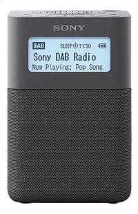 Sony wekkerradio DAB+ XDR-V20D-Sony