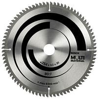 Multi Material Kap- en verstekzaag 80t (type 3)-Bosch