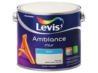 Levis Ambiance Mur Satin 4550 2,5 L-Levis
