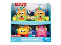 Fisher Price Mini Monster Assortiment per stuk-Fisher-Price