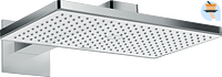 Hansgrohe Rainmaker Select 460 hoofddouche met muursteun ø46cm wit/chroom-Hansgrohe