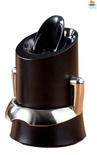 Vacuvin Champagnesaver zwart-Huismerk - Makro