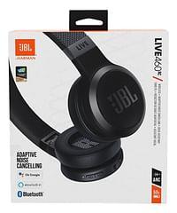 JBL Bluetooth hoofdtelefoon Live 460NC zwart-JBL