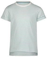 HEMA Kinder T-shirt Zeeblauw (zeeblauw)-Huismerk - Hema
