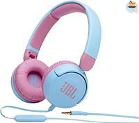 JBL hoofdtelefoon JR 310 roze/lichtblauw-JBL